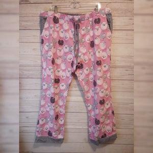 Munki Munki Flannel Sleep Lounge Pajama Pants